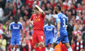 Liverpool's Premier League title win allowed him 'to bury a few demons' including his slip in 2014: Steven Gerrard