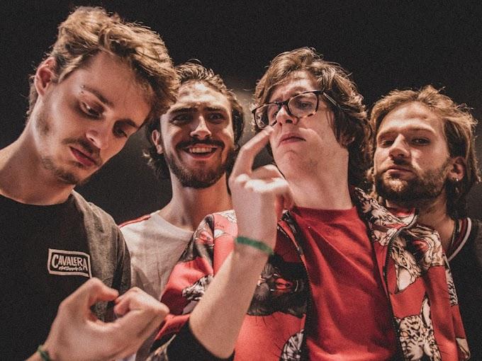 Novos Sons #09 - O pop rock abrasileirado d'O Grilo