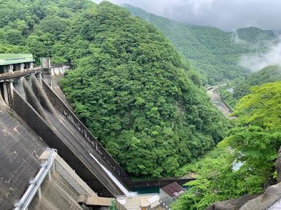 五十里ダム