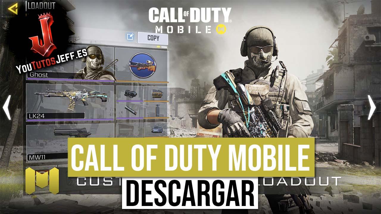 Descargar Call of Duty Mobile Gratis y Pre-Registro