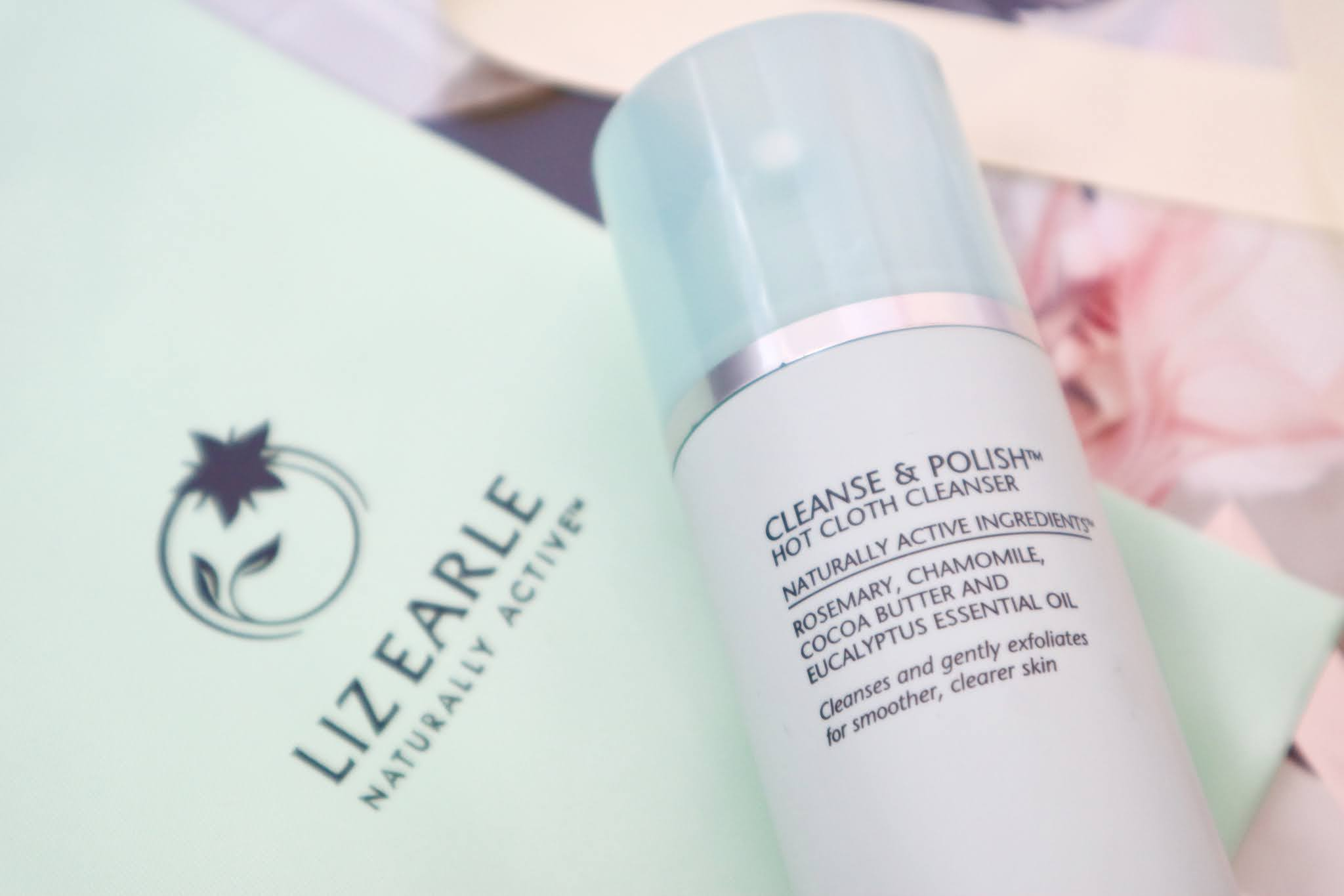 Liz Earle Cleanse and Polish review