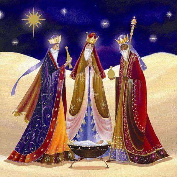 Three Kings Day Wishes Images download