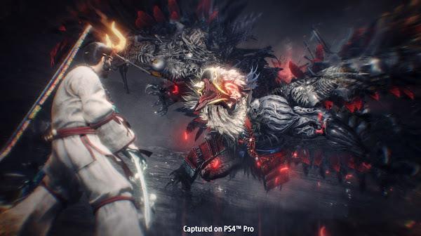 Terceiro DLC de Nioh 2, The First Samurai, disponível a partir de ontem