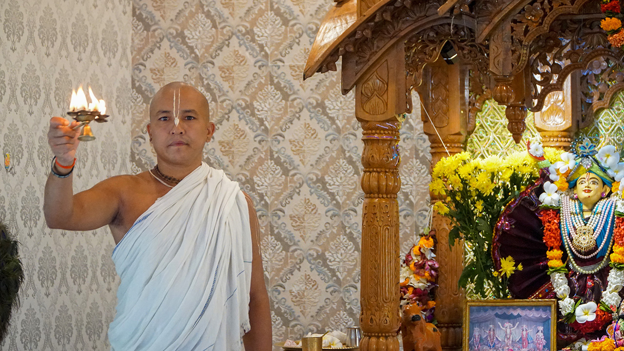 The International Society for Krishna Consciousness on Phuket