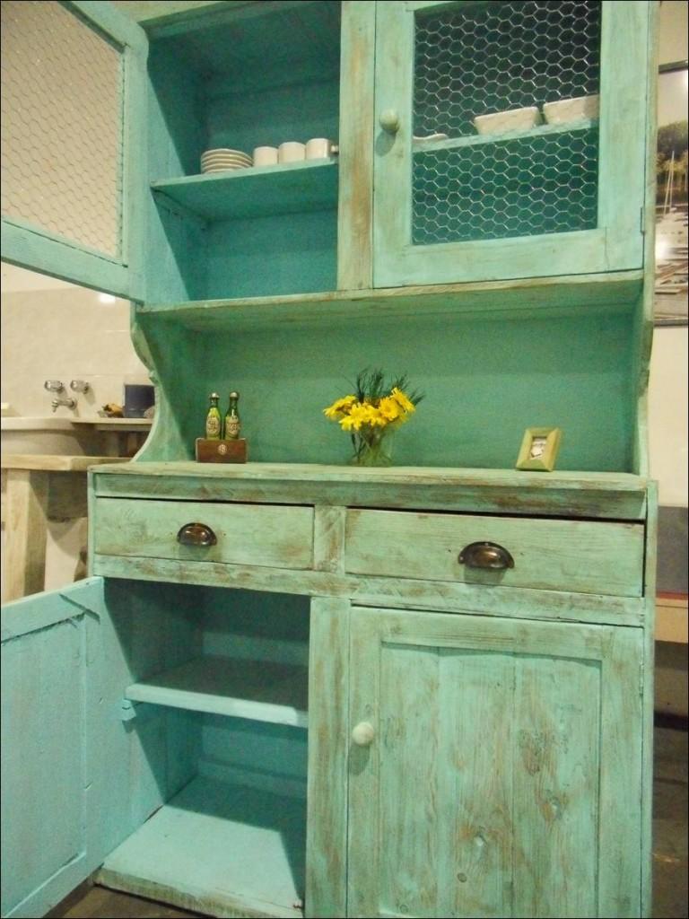 Vintage alasdecristal cocina vintage decoraci n - Muebles de cocina retro ...