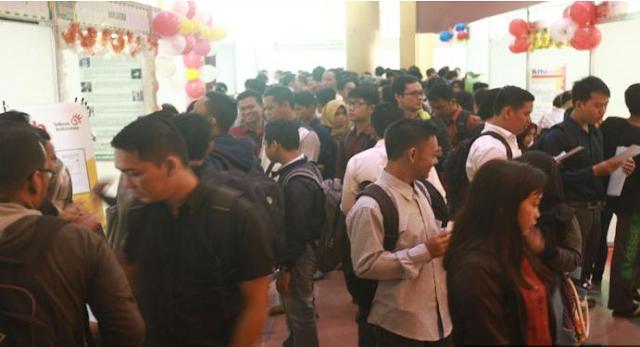 Job Fair Sediakan 2.308 Lowongan Kerja
