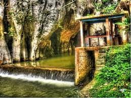Obyek Wisata Ngalau Indah Aie Angek Si Junjung
