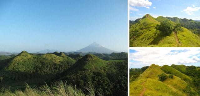 New Attractions Chocolate Hills of Albay
