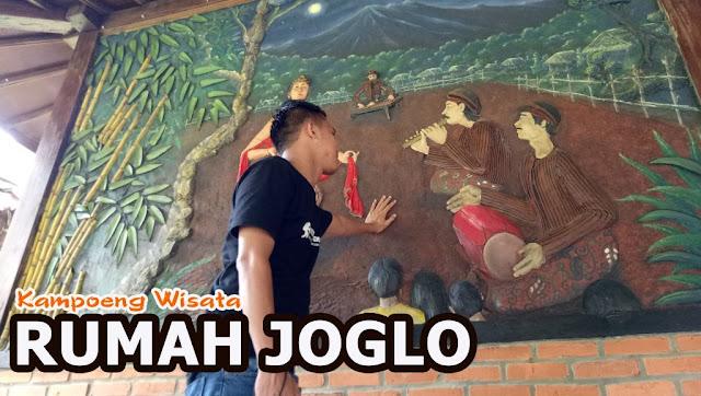 Kampung Wisata Rumah Joglo Bogor