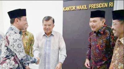 JK Lantik Pengurus Baru DMI Jatim: Masjid Makmur Negara Unggul