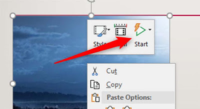 Cara Merekam Layar Monitor Komputer Dengan Microsoft PowerPoint