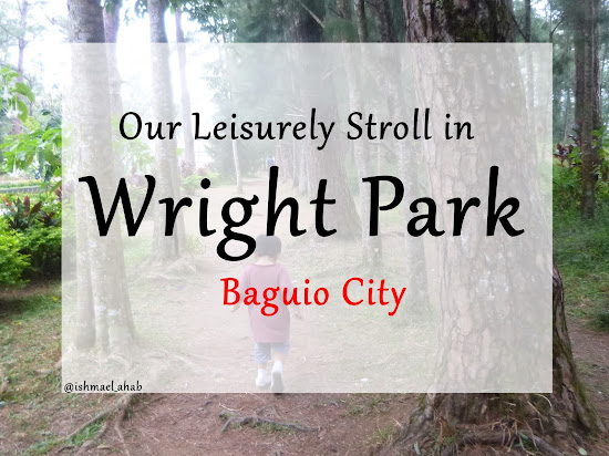 Our Leisurely Stroll in Wright Park of Baguio City