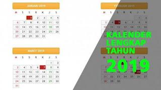 Jadwal Bimtek 2019