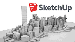 Download SketcUp 2017 Pro (software desain bangunan)