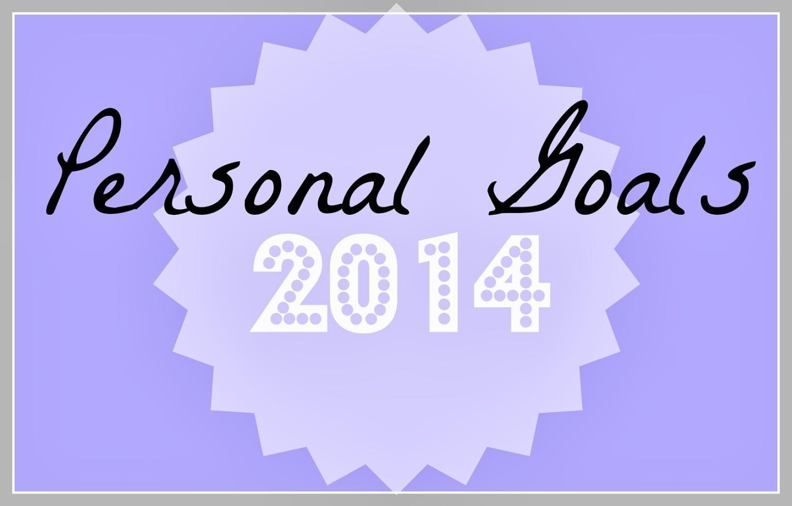 goals personal