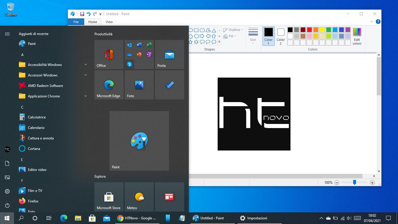 Come installare Microsoft Paint da Microsoft Store per Windows 10