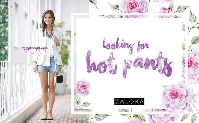 hot+pants;zalora;hot+pants+zalora;hot+pants+bagus;mix+and+match+hot+pants;roosvansia;zalora+indonesia;celana+pendek;