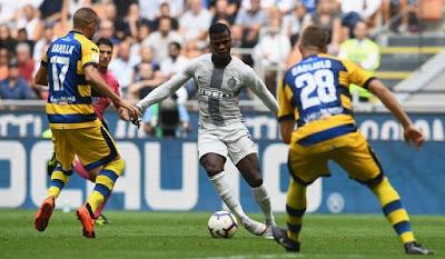 مشاهدة مباراة انتر ميلان وبارما بث مباشر اليوم 26-10-2019 في الدوري الايطالي