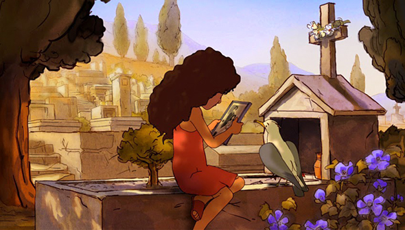 Manchester Animation Festival To Host 'The Prophet', Brian Cosgrove