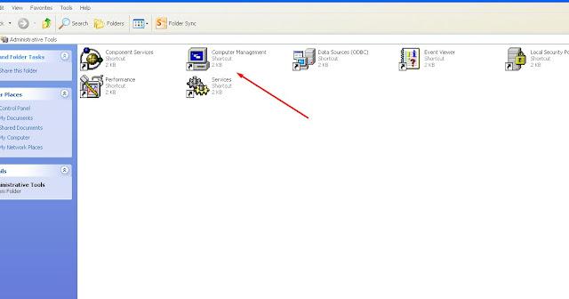 Cara merubah Lable Partisi Hardisk di windows Xp dengan mudah