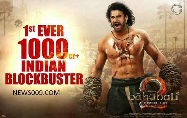 Baahubali 2 Movie 1st 1000 Crore