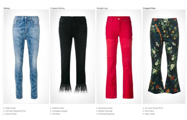 Jeans Trends 2020.The Key To Chic Women S 2020 Denim Trend Forecast