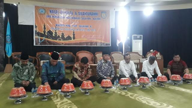 PERMAS Kalimantan Timur, Gelar Halal Bihalal