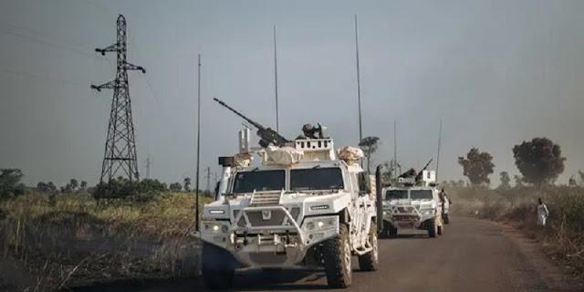 Konflik Bersenjata Pecah, Kedubes China Di Afrika Tengah Evakuasi 250 Warganya
