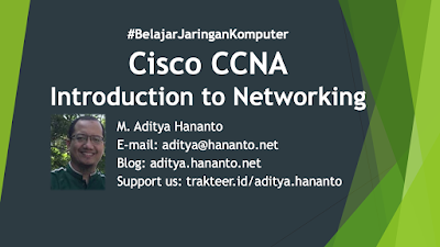 Cisco CCNA: Introduction to Networking