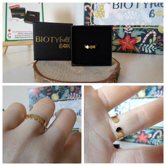 Biotyfull Box de Décembre 2020 - La précieuse