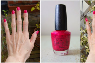Lubie Vernis : Peru-B-Ruby - Collection South American - OPI