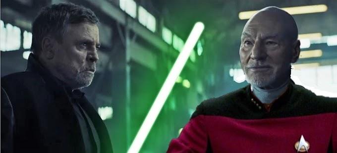 """Atores falam sobre possível crossover entre """"Star Wars"""" e """"Star Trek"""""""