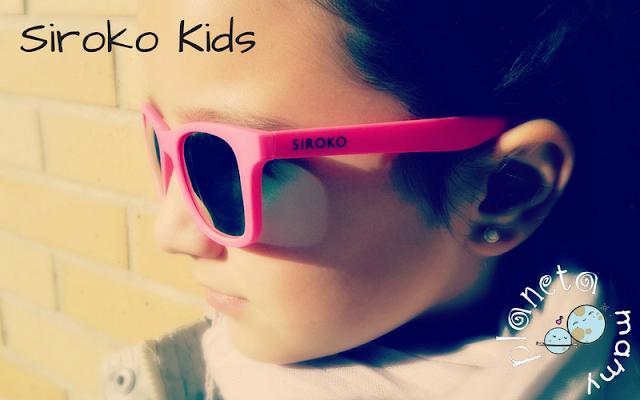 Siroko kids -  gafas de sol para niños