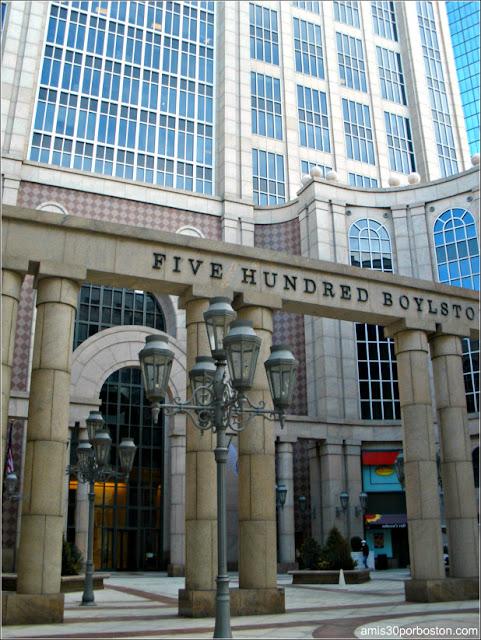 Edificio 500 Boylston, Boston