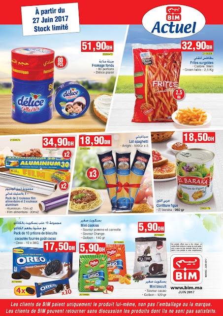 catalogue bim mardi 27 juin 2017