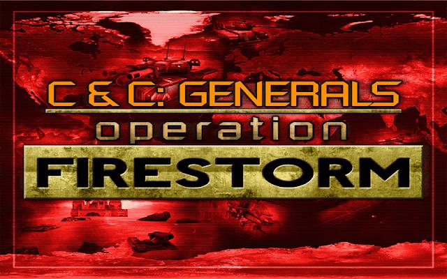 مود Operation Firestorm للجنرال زيرو