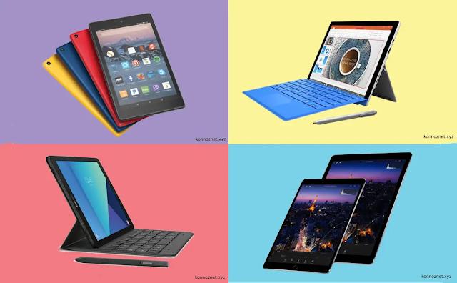 أفضل 10 أجهزة لوحية في 2021 Tablets