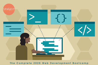 Free Course The Complete 2020 Web Development Bootcamp Link Google Driver