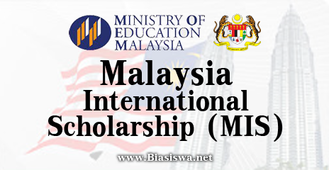 Malaysia International Scholarship (MIS)