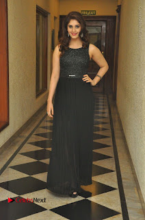 Actress Surabhi Stills in Black Long Dress at turodu Audio Launch  0086.JPG