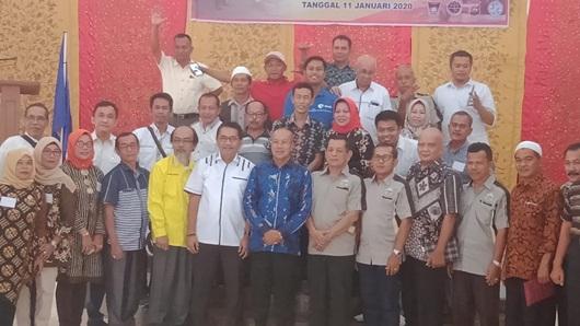 Mantap! Mastiliza Aye Terpilih sebagai Ketua DPC Organda Kota Padang
