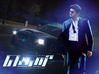 Theri Online Booking Started