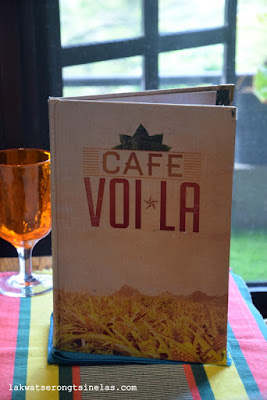 CAFÉ VOILA:  AUTHENTIC ASIAN FLAVORS AT YOUR DISPOSAL