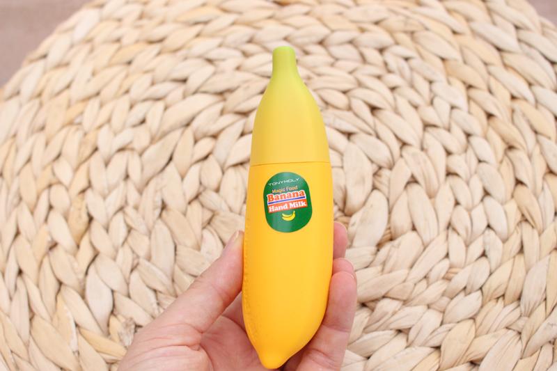 Banana Hand Milk