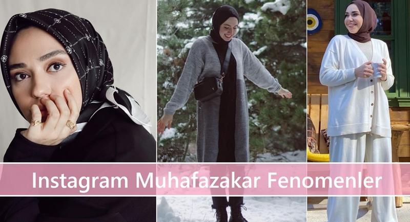 Instagramın Türk Muhafazakar Fenomenleri