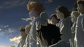 Update ! Jadwal Tayang Anime Yakusoku no Neverland S2