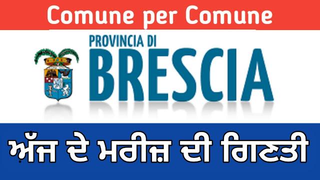 Comune de hisab nal Brescia di list 03/04/2020
