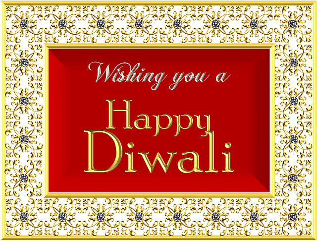 Diwali greeting card images