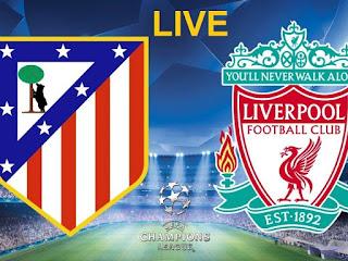 كورة جول مشاهدة مباراة ليفربول واتلتيكو مدريد بث مباشر 18-2-2020 دوري أبطال أوروبا