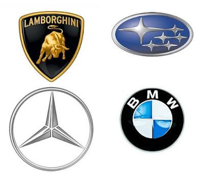 Famous Car Manufacturer Logo